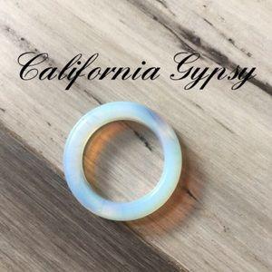 JUST IN🎉Bohemian gypsy hippie opal ring